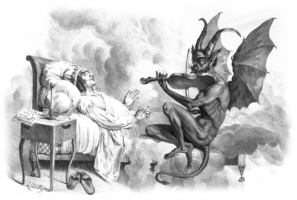 N sonatas and their singularity: the Devil's Trill