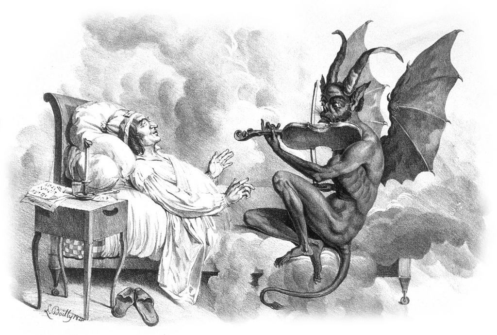 N sonatas and their singularity: the Devil'sTrill