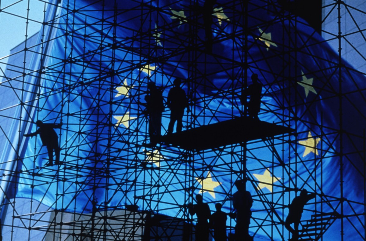Topology & Fiscal Federalism in the EU